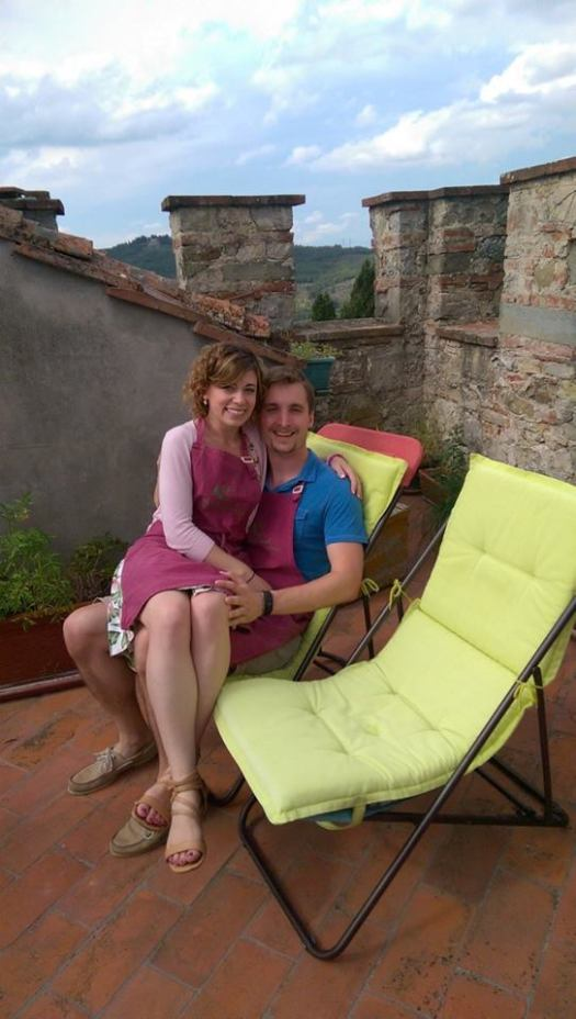 Italy Travel Tip | Stay in a local's home in the hills of Tuscany