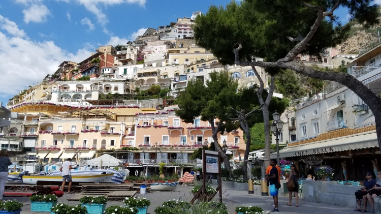 Italy Travel Tip: Hire a Private Guide to Drive You Along the Windy Roads of the Amalfi Coast