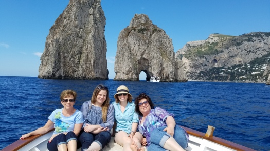 Italy Trave Tip | Take a private boat tour around Capri with Gianni's Boats