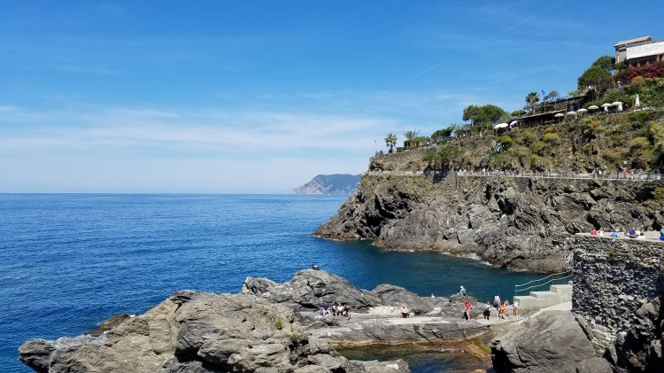 Italy Travel Tip | Hike along Cinque Terre's trails for breathtaking views