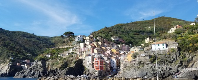 Italy Travel Tip | See Cinque Terre by land and then by sea