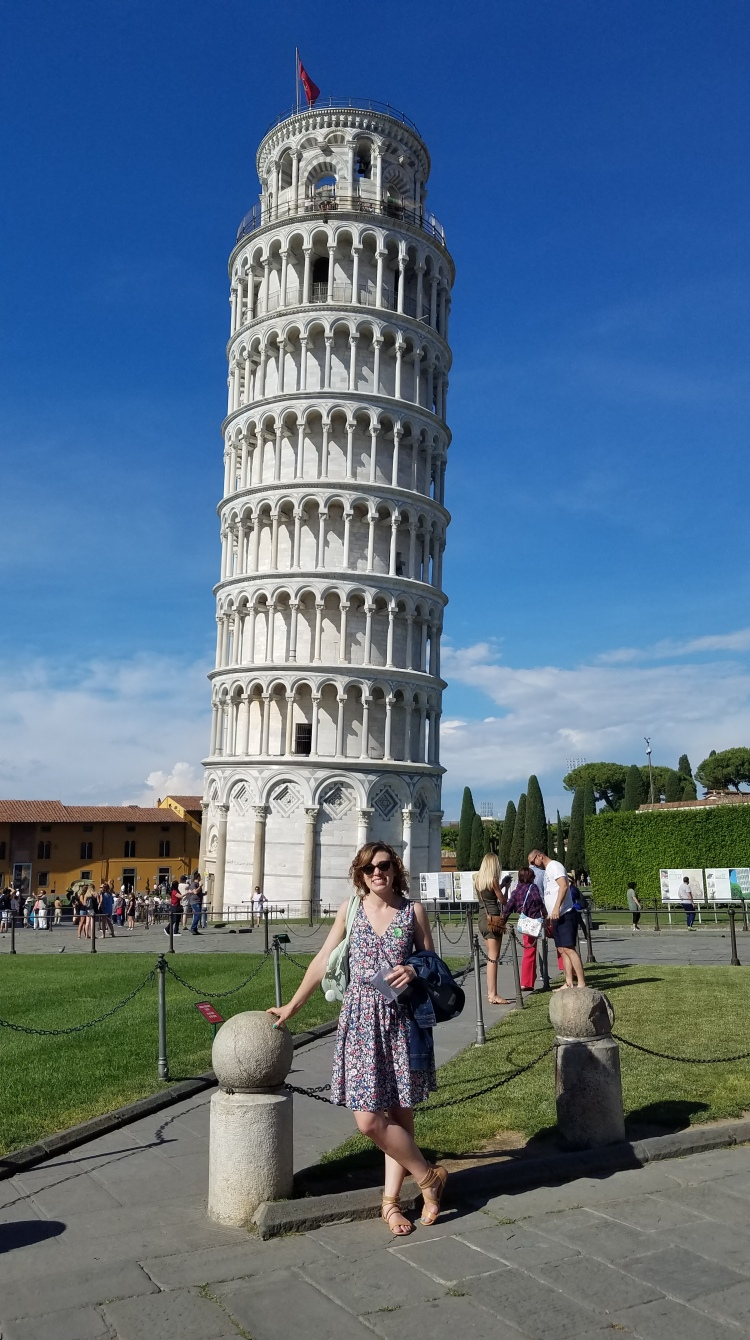 Italy Travel Tip | Go to Pisa to see the Leaning Tower