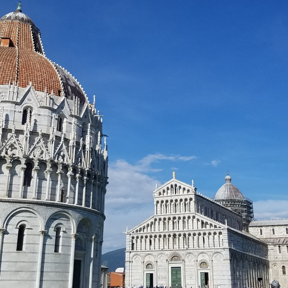 Italy Travel Tip | Take a day trip to Pisa from Florence