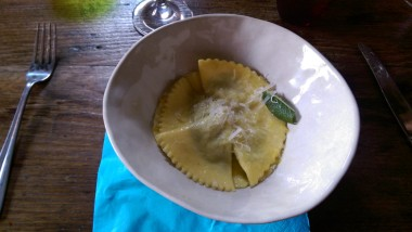 Italy Travel Tip | You make the pasta, Marco prepares the meal - the most delicious meal I've ever put in my mouth