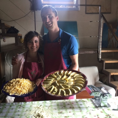 Italy Travel Tip | Make homemade pasta in the home of locals with Accidental Tourist