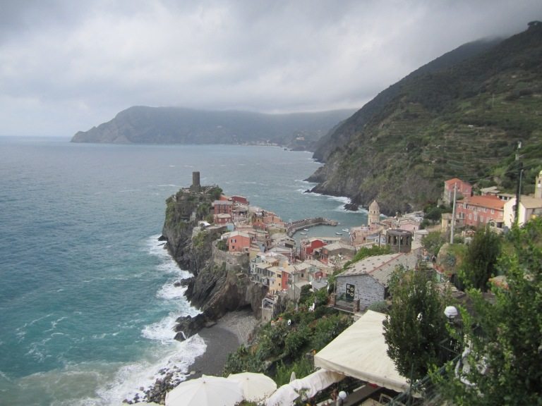 Italy Travel Tip | Take a day trip from Florence to Cinque Terre