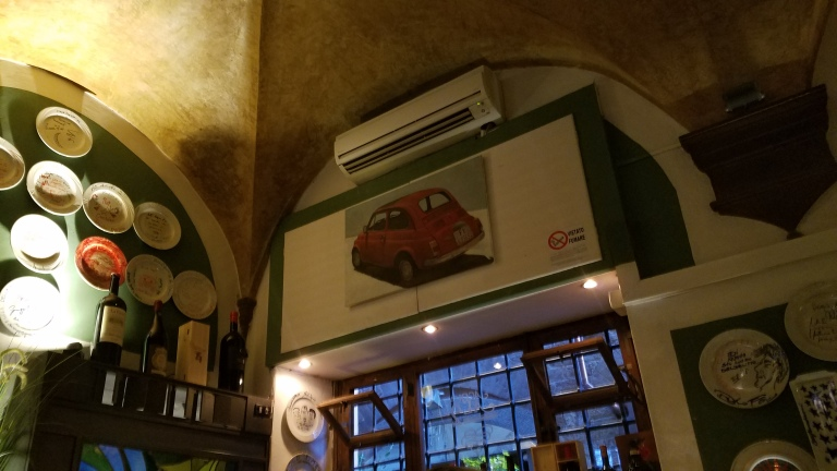 Italy Travel Tip   Eat at Acqua al 2 in Florence