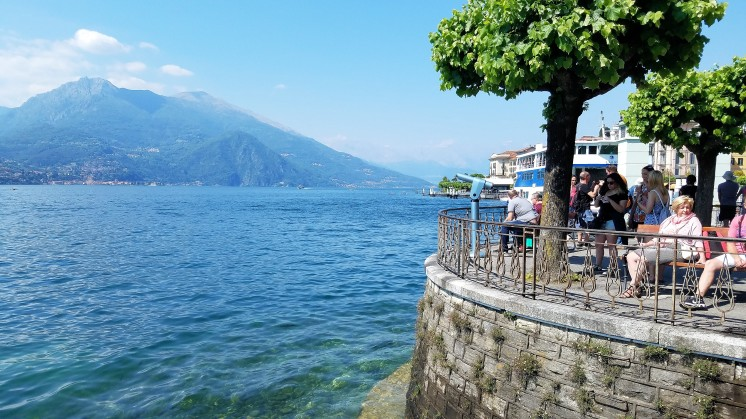 Mountains, Lake Como, Italy