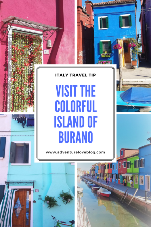 Italy Travel Tip: Visit the Colorful Island of Burano