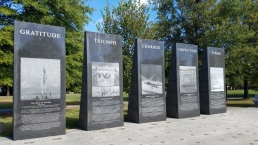 WWII Memorial, Bicentennial Park, Nashville, TN
