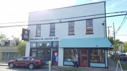 Franklin Juice Company, The Gulch, Nashville, TN