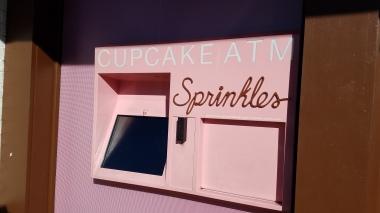 The Cupcake ATM, The Gulch, Nashville, TN