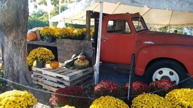 Pumpkin Truch, The Gulch, Nashville, TN