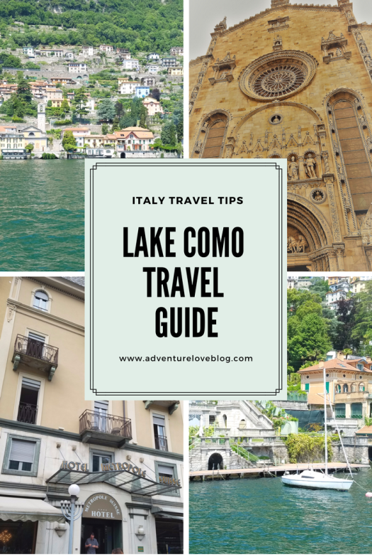 Italy Travel Tip | Lake Como Travel Guide