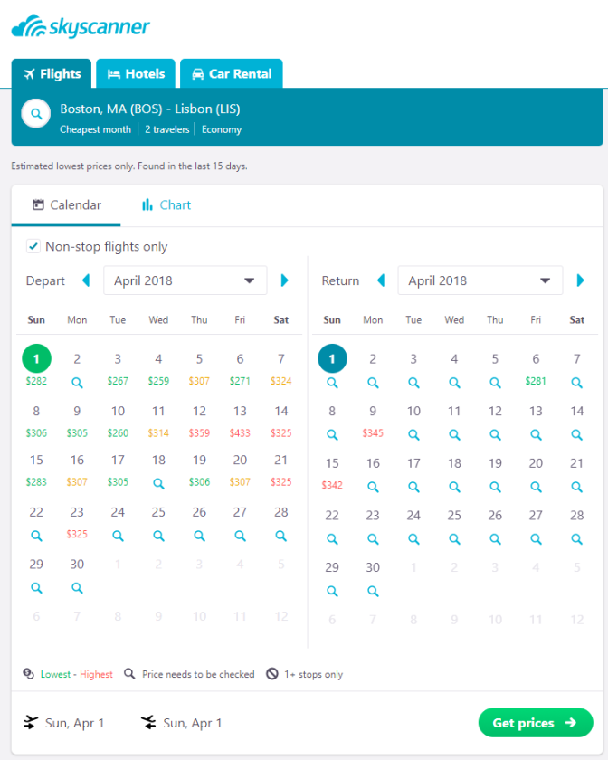 3 sites to use for finding the most afforable airfare | use skyscanner to find the cheapest month to travel to a destination. click for more tips!
