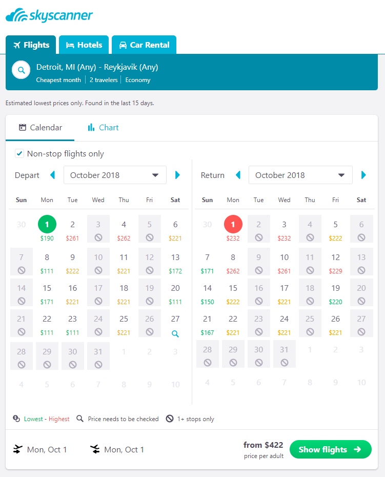 skyscanner-flights-screenshot-iceland-october