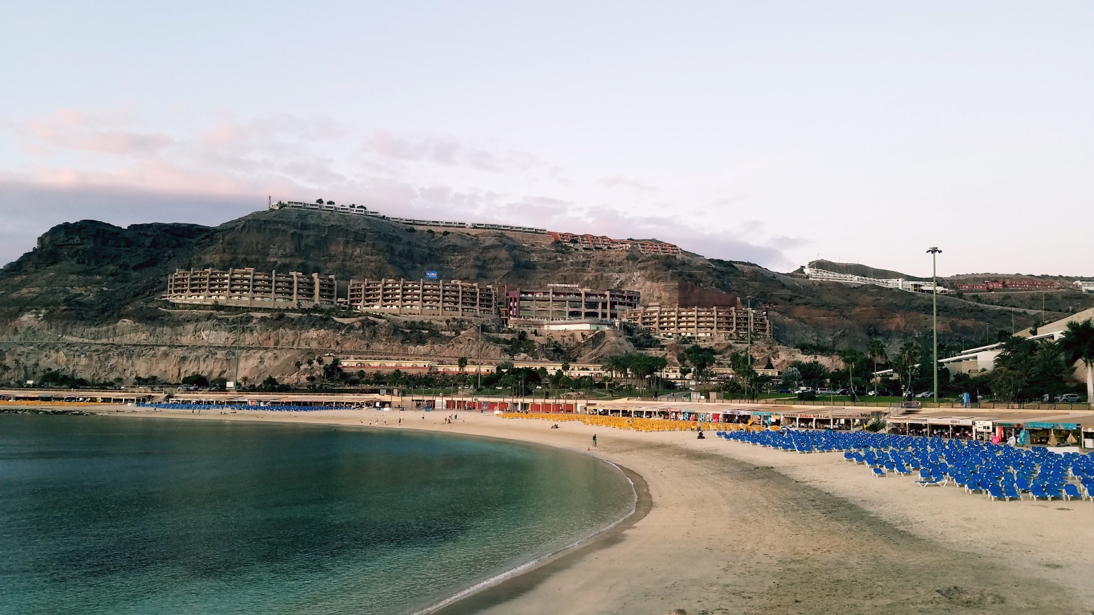 The pros and cons of booking a trip with TravelZoo | Amadores was our favorite of the beaches we went to on the island.