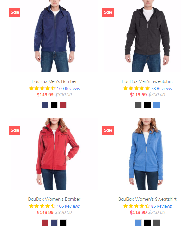 16 awesome travel gifts | Baubax travel jacket with 15 features!