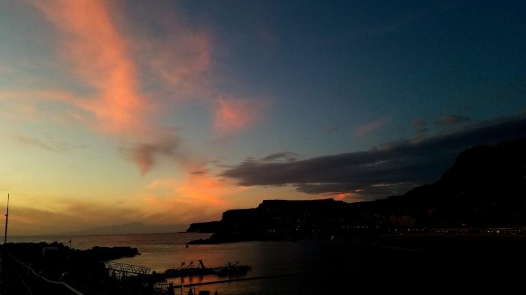 Sunset | Amadores Beach | Gran Canaria | Canary Islands | Spain