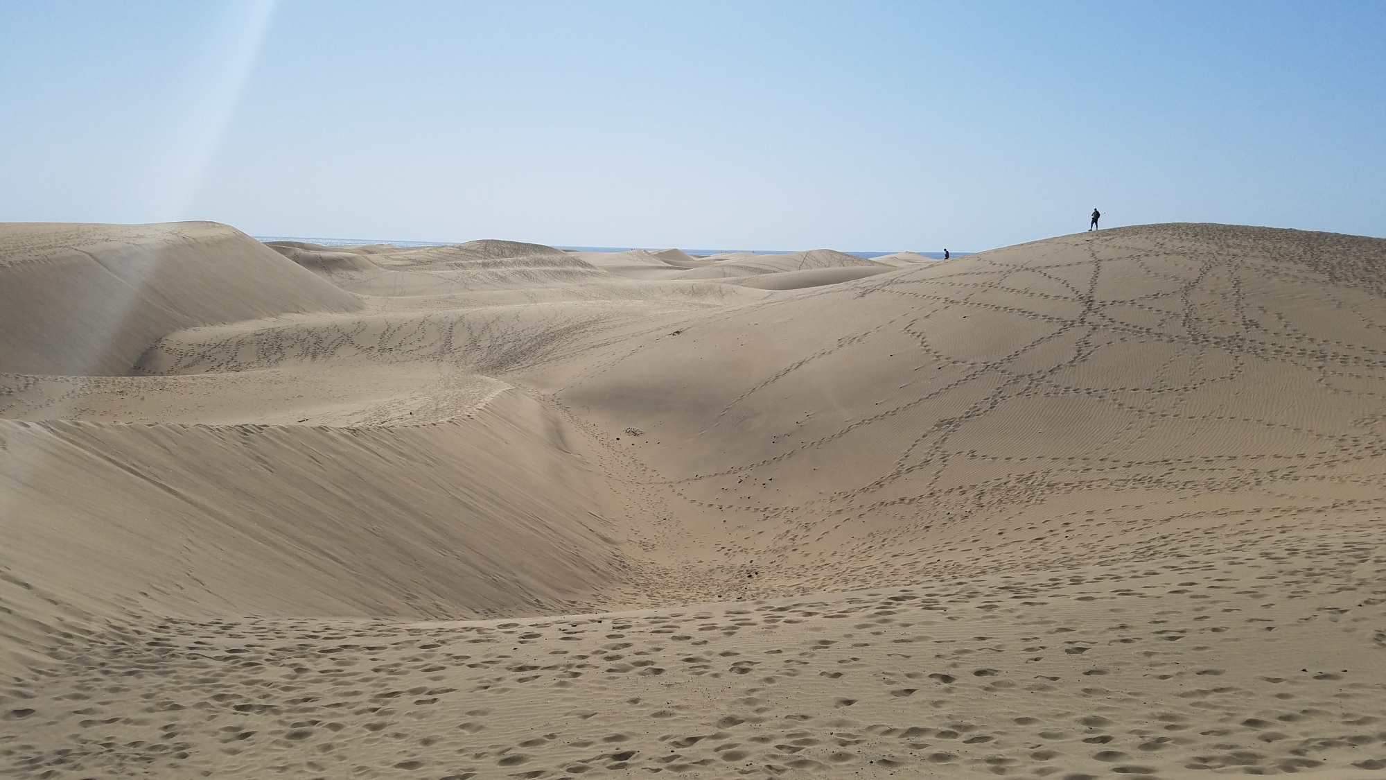 Canary Islands Travel Tip | Prepare yourself for Maspalomas sand dunes