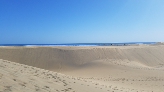 Canary Islands Travel Tip | Prepare for Maspalomas | Wear closed-toe shoes