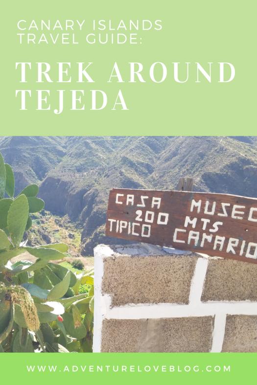 Canary Islands Travel Guide   Trek Around Tejeda