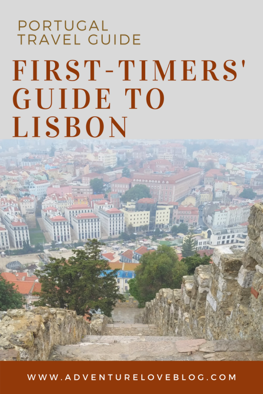 Portugal Travel Guide | First Timers' Guide to Lisbon