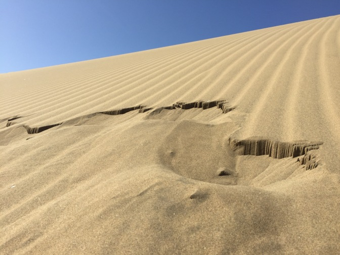 Canary Islands Travel Tip | Prepare for Maspalomas | Maybe do some cardio beforehand ;)