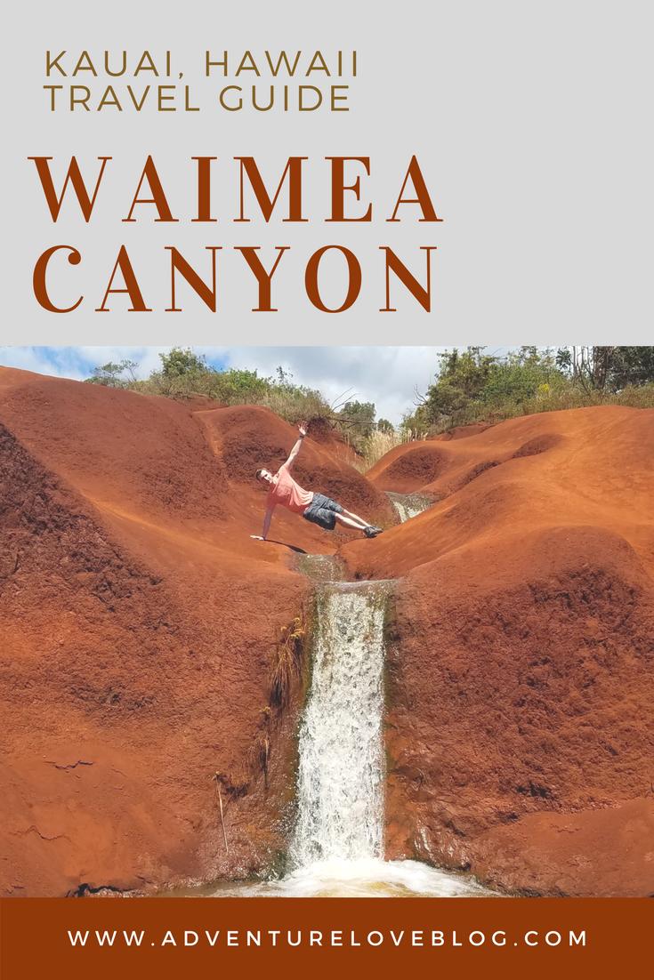 Kauai, Hawaii Travel Guide | Waimea Canyon