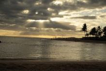 Top 10 Things to Do in Kauai | Check out the sunset at Poipu Beach