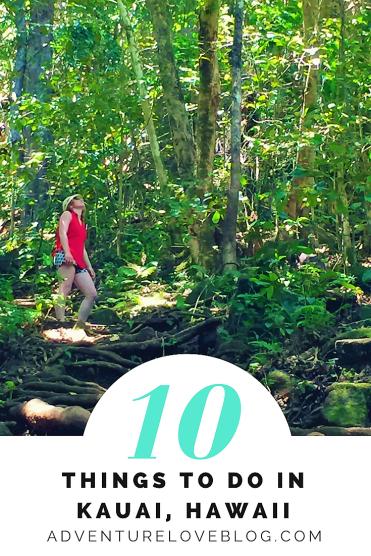 Top 10 Things to Do in Kauai, Hawaii