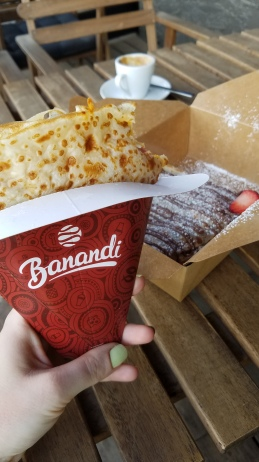 Where to Eat in Kauai | Go to Banandi for crepes!