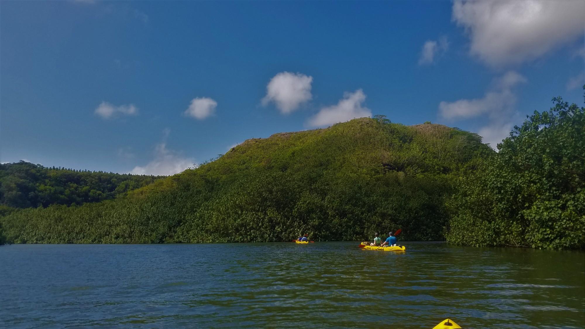 Kauai, Hawaii Travel Guide   Kayak & Hike Along the Wailua River