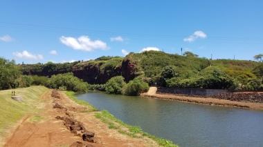 Things to do in Kauai   Hanapepe Bridge