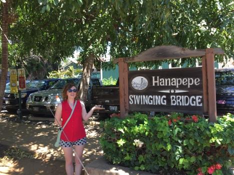 Things to do in Kauai | Hanapepe Bridge