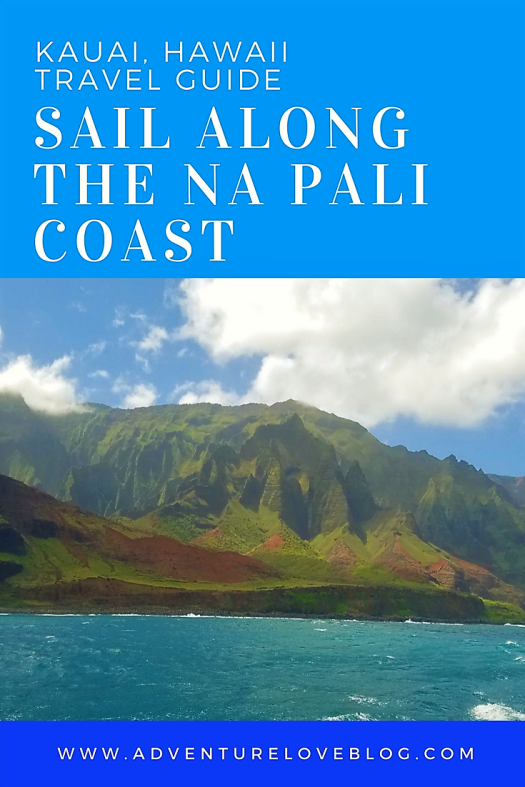 Kauai, Hawaii Travel Guide | Sail Along the Na Pali Coast