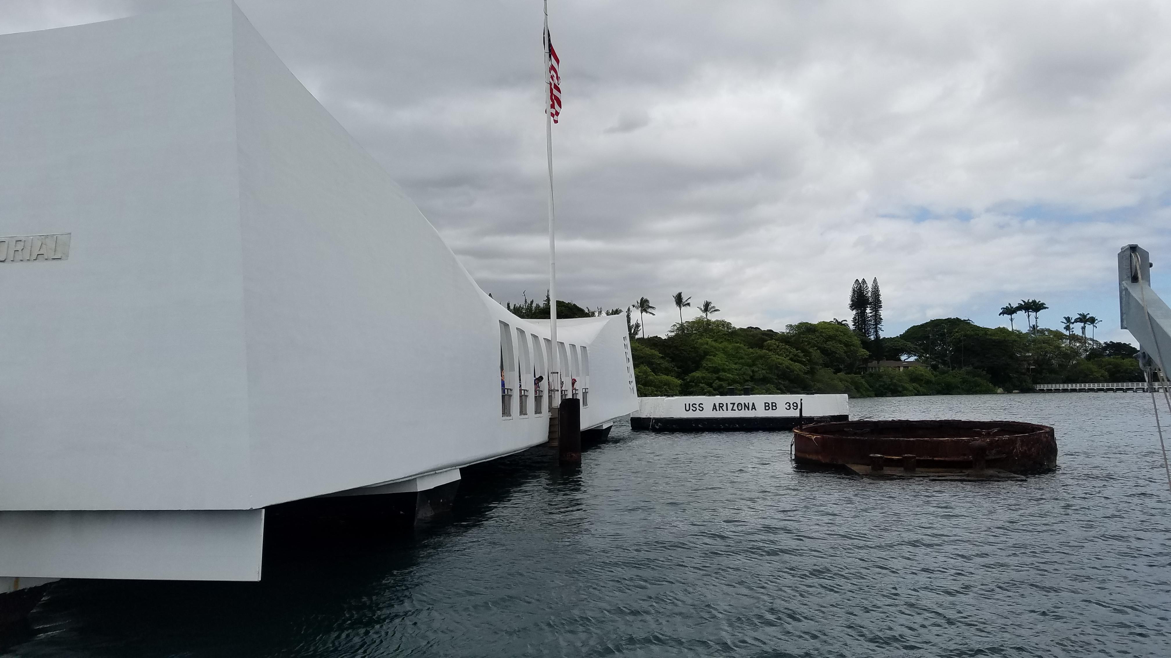 Hawaii Travel Guide | Pearl Harbor | USS Arizona Memorial
