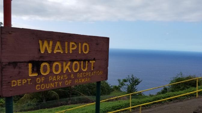 Hawaii Travel Guide | Big Island in a Day | Waipio Lookout