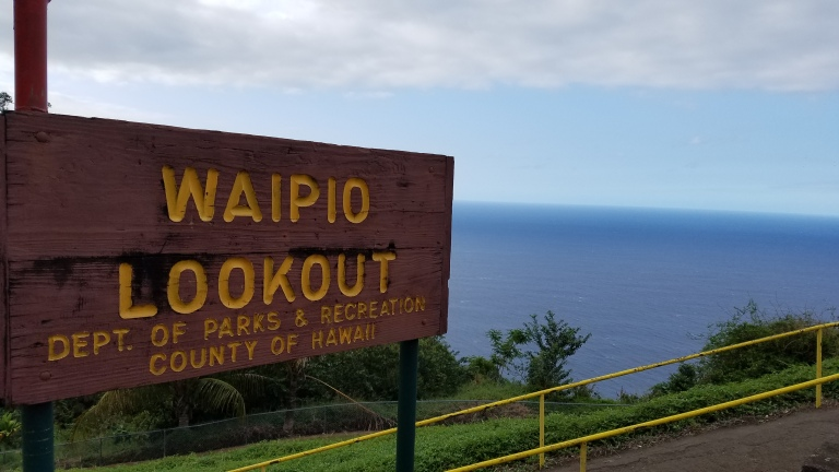 Hawaii Travel Guide | Big Island in a Day | Waipio Lookout