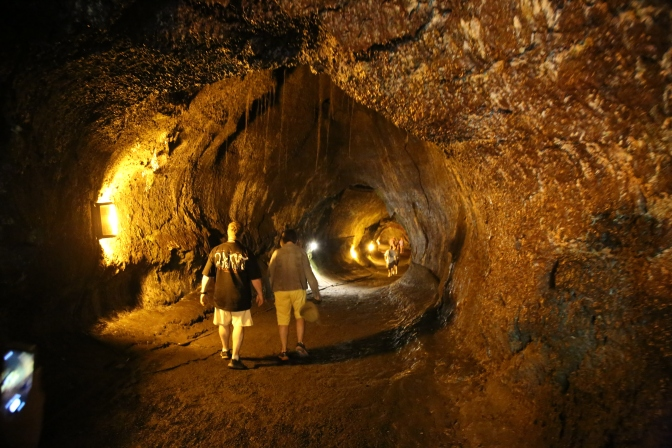 Hawaii Travel Guide | Big Island in a Day Tour | Lava tubes!