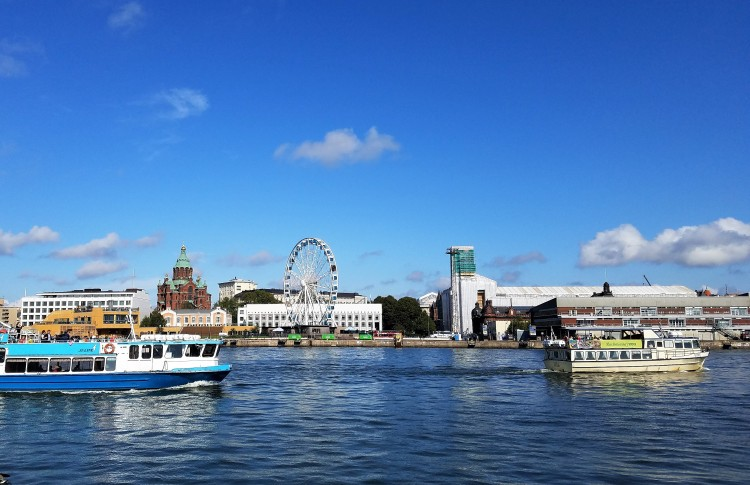 the pros and cons of a norwegian cruise | stop 4: helsinki, finland