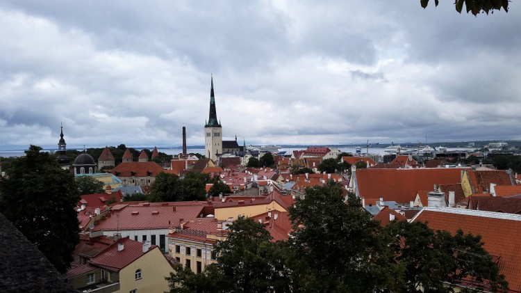 the pros and cons of a norwegian cruise | stop 2: tallinn, estonia