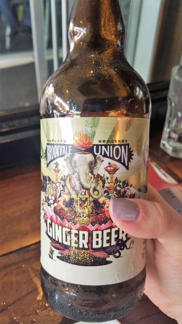 Australia Travel Guide | Brookvale Union Ginger Beer | Grill'd