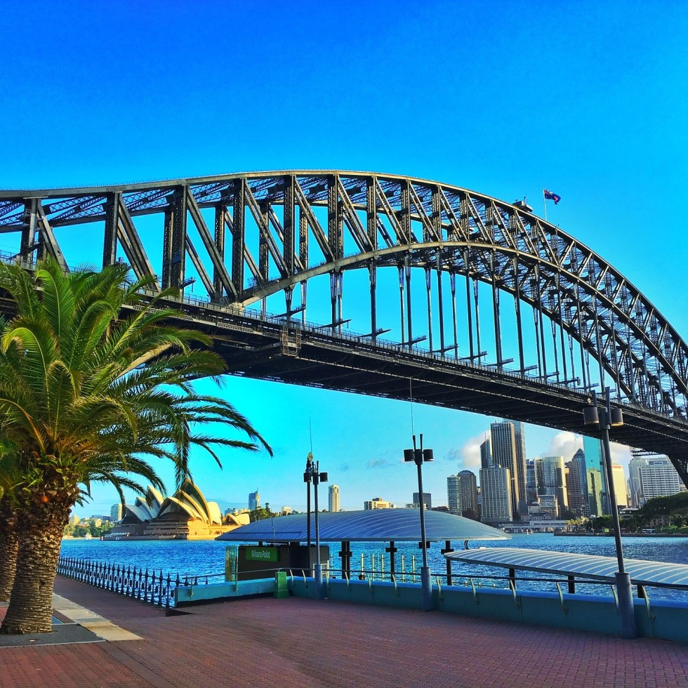 Australia Travel Guide | Sydney Harbor Bridge Climb