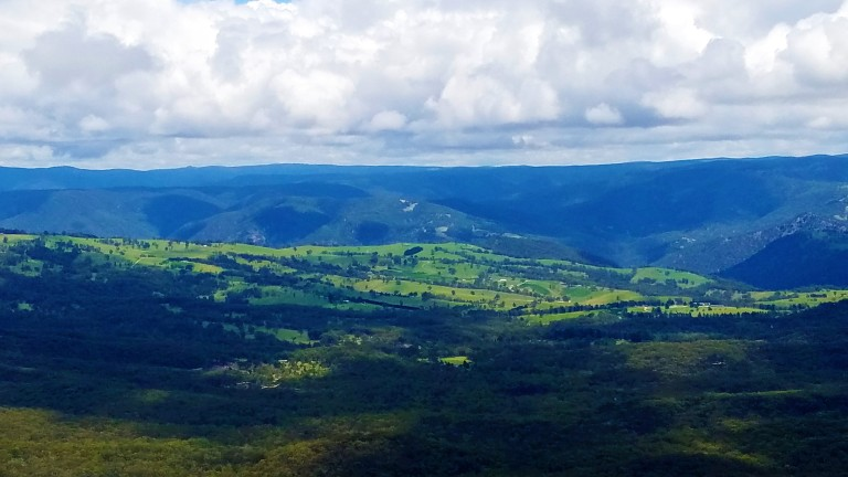 Australia Travel Guide | Blue Mountains National Park