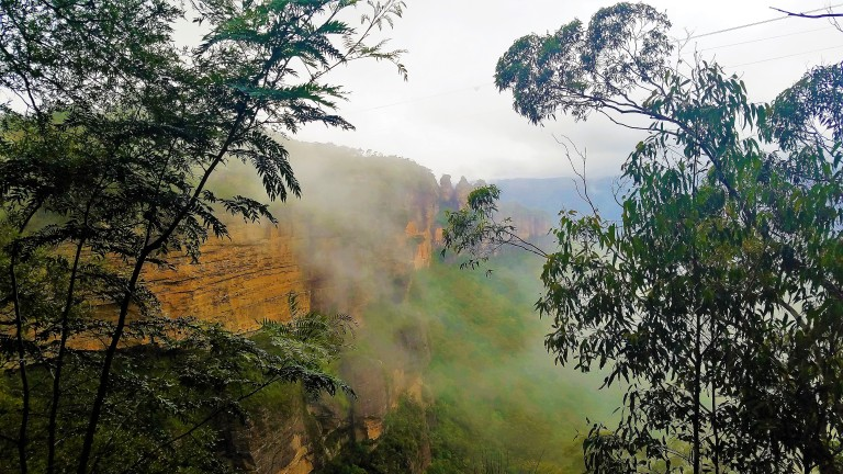 Australia Travel Guide | Blue Mountains Day Trip from Sydney | Katoomba