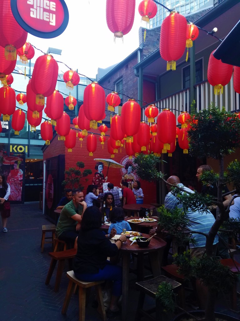 Australia Travel Guide | Spice Alley in Sydney
