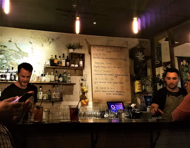 "Australia Travel Guide | One of Sydney's best ""secret bars"""