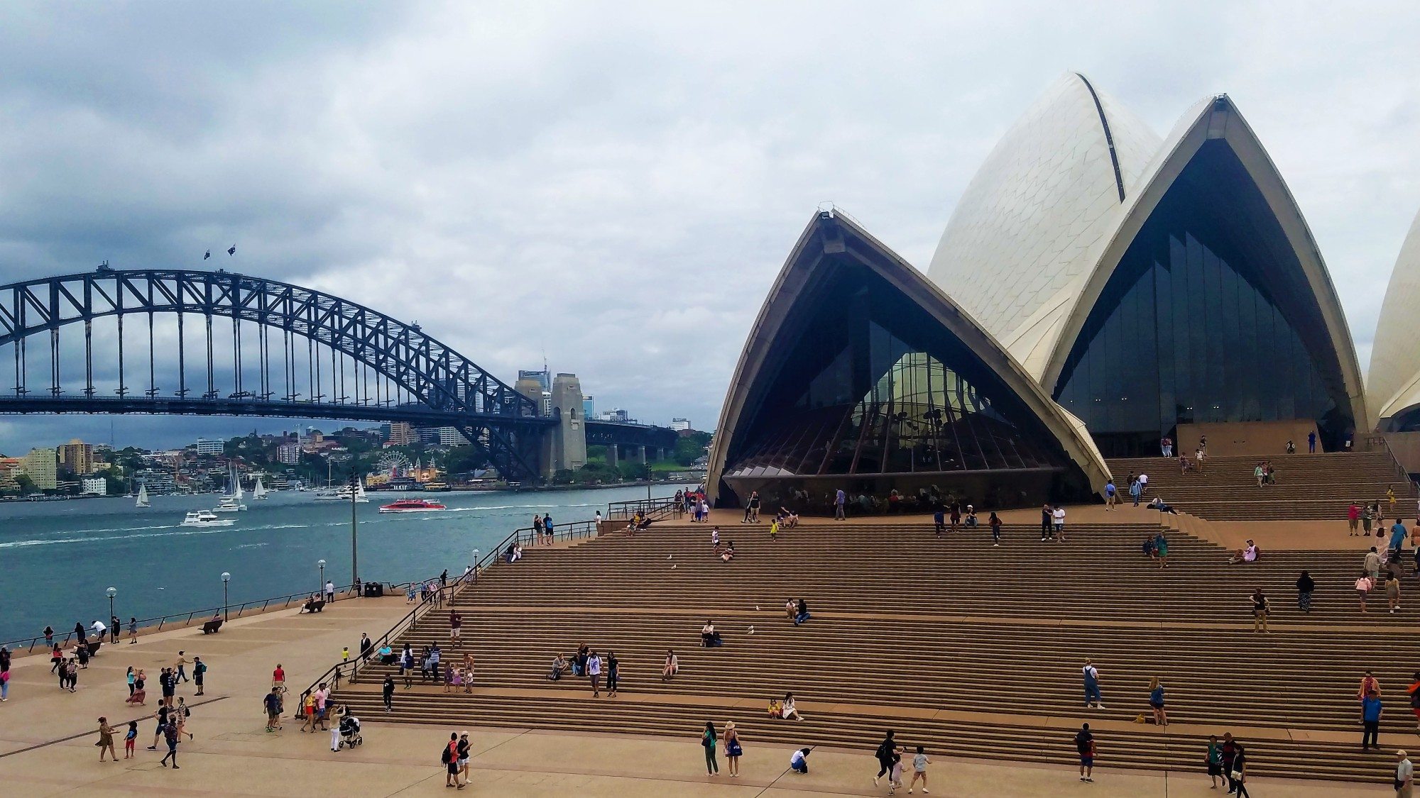 Australia Travel Guide | Sydney City Tour | Sydney Harbor Lunch Cruise | Guide Tour of Sydney Opera House