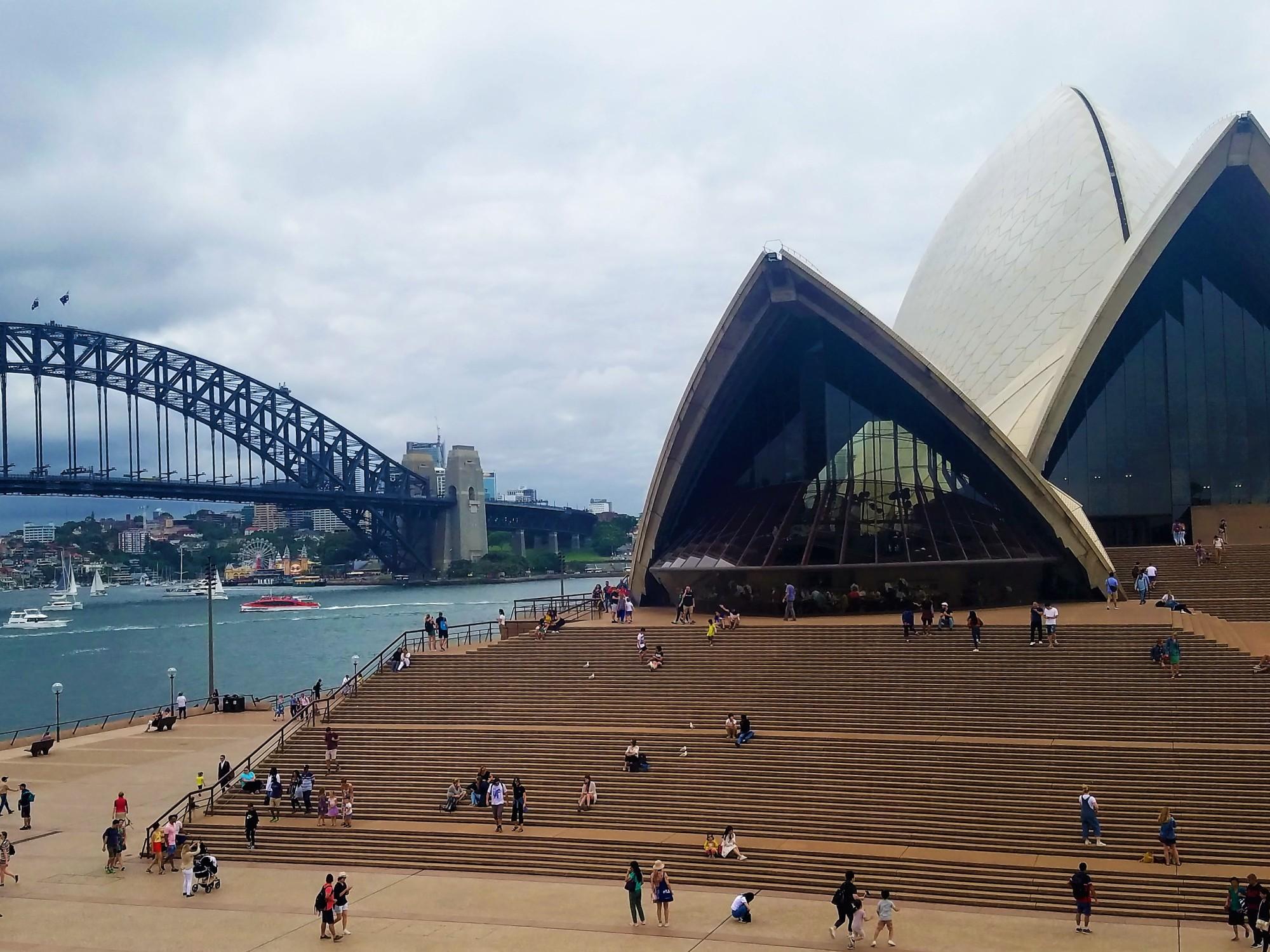 Australia Travel Guide | Sydney City Tour | Sydney Harbor Lunch Cruise | Guide Tour of Sydney Opera House
